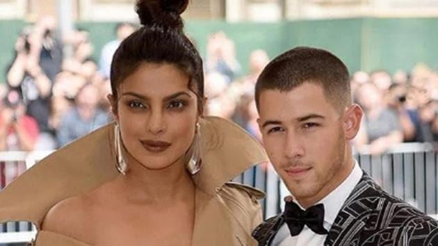 Priyanka Chopra and Nick Jonas first sparked dating rumours at the 2017 Met Gala.(Instagram)