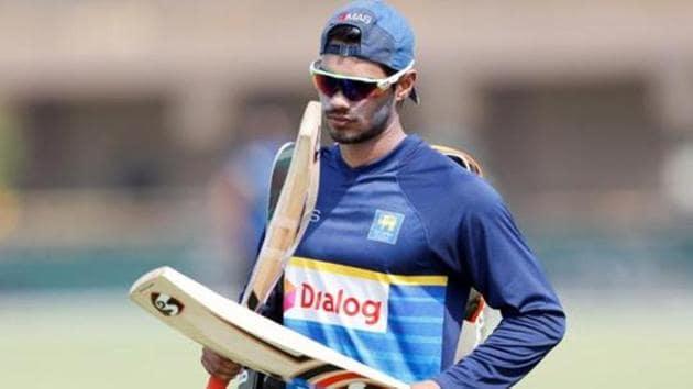Dhananjaya de Silva has represented Sri Lanka in 13 Tests.(Reuters)