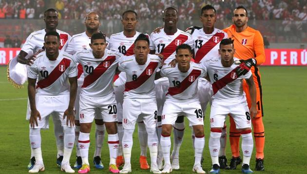 Peru will face Denmark in their opening game of the FIFA World Cup 2018 on June 16.(REUTERS)