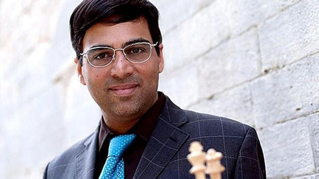 Vishwanathan Anand held Magnus Carlsen to a draw at the Altibox Norway Chess tournament on Sunday.(REUTERS)