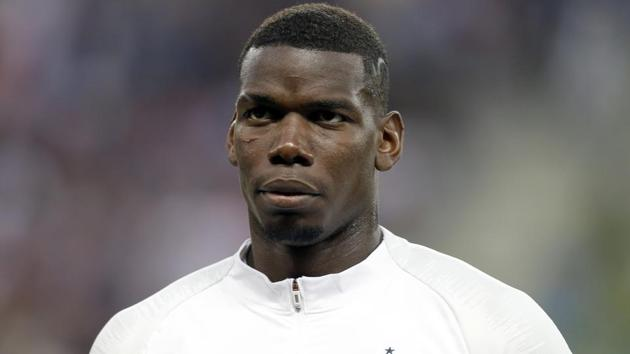 Paul Pogba will be a key member of the France football team at the FIFA World Cup 2018 in Russia.(AP)