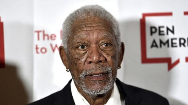 """Morgan Freeman apologised to anyone who may have felt """"uncomfortable or disrespected"""" by his behavior. His remarks come after CNN reported that multiple women have accused him of sexual harassment and inappropriate behavior on movie sets and in other professional settings.(Evan Agostini/Invision/AP)"""