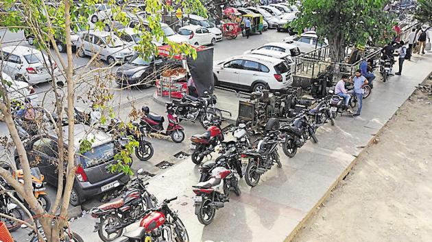 There were reports of bikes being stolen in Gurugram.(HT File Photo)
