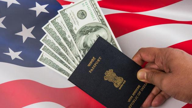 H-4 is issued to the spouse of H-1B visa holders, a significantly large number of whom are high-skilled professionals from India.(Representative image)