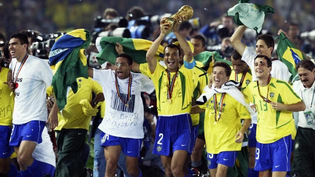 Brazil last won the FIFA World Cup in 2002.(Getty Images)