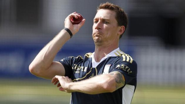 Dale Steyn's first game after he was sidelined with a heel injury during a Test against India earlier in January did not go well.(Reuters)