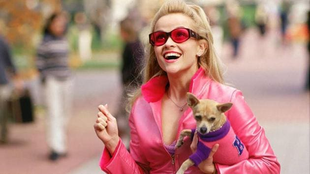 Reese Witherspoon has starred in two Legally Blonde movies.