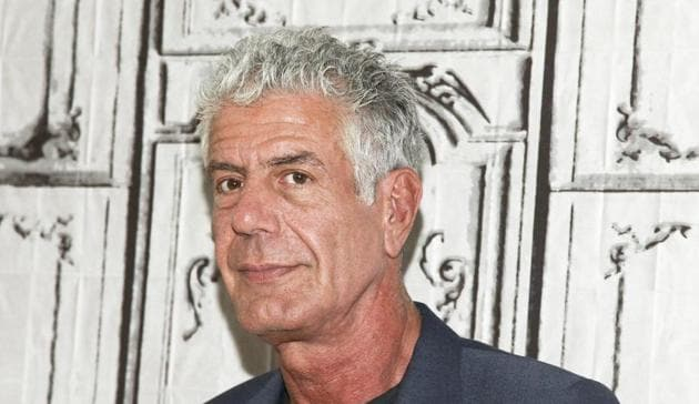 Celebrity chef Anthony Bourdain died by committing suicide at age 61.(AP file photo)