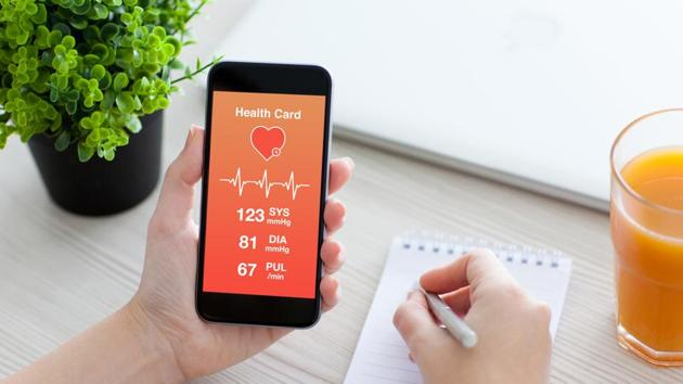 Using an app to stay healthy? It could slow your artery ageing(Shutterstock)