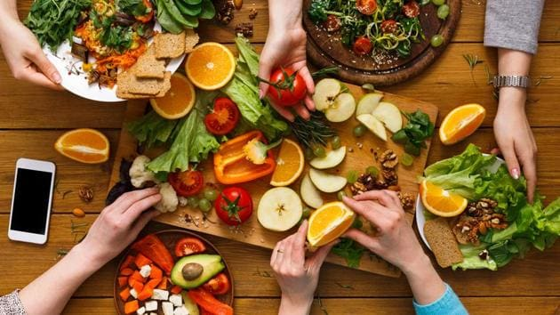 The programme's vegan diet consisted of foods, such as legumes, vegetables, fruits, nuts, seeds, olives, avocados, soy milk, almond milk and whole-grain breads.(Shutterstock)