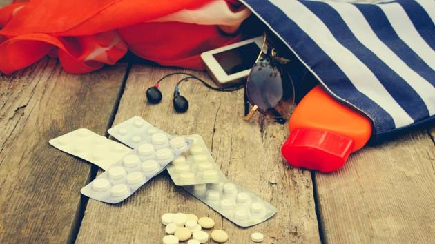 Antibiotics should only be used to treat severe diarrhoea, whereas for mild and moderate disease fluid therapy and non-antibiotic drugs suffice.(Shutterstock)