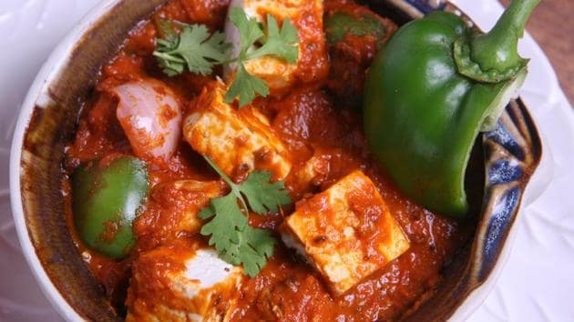 Paneer makhani is an ideal choice for a keto diet plan.(Food Darzee)