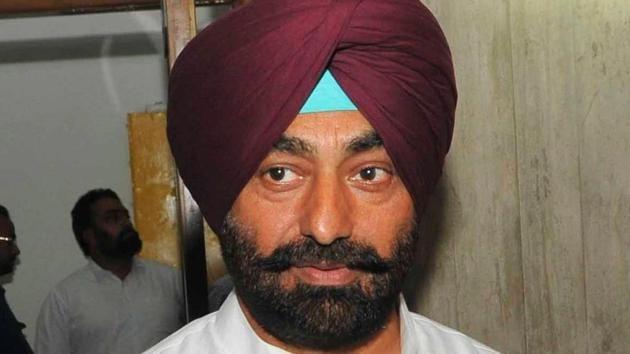 Sukhpal Singh Khaira(HT FILE)