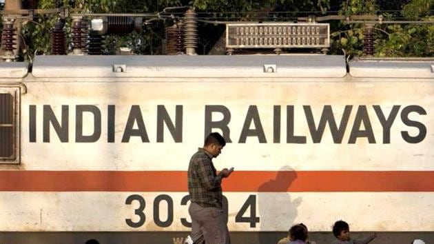 At present, railways has around 13 lakh employees and around the same number of pensioners and all their dependents are eligible to use the medical card.(AFP file photo)