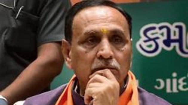 Social media has been abuzz with rumours of Gujarat CM Vijay Rupani's resignation for almost two weeks after a party meeting.(PTI/File Photo)