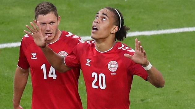 Get full score and highlights of Peru vs Denmark, FIFA World Cup 2018 Group C game, here. Denmark got their campaign off to a winning start on Saturday by defeating Peru 1-0.(REUTERS)