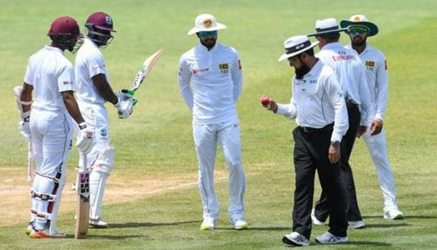 """ICC chief executive David Richardson said the cricket committee """"viewed"""" ball tampering as """"cheating"""" which went against the spirit of cricket.(AFP)"""