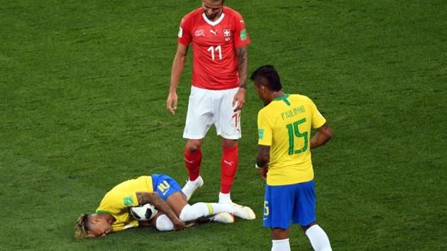 FIFAWorld Cup 2018: Neymar urges for 'better protection' from referees after rough...