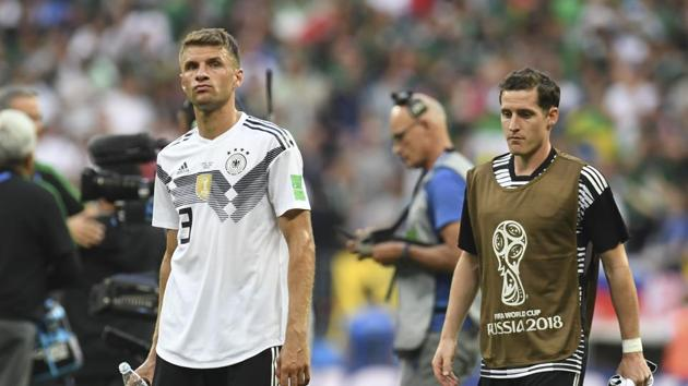 FIFA World Cup 2018: Germany, Brazil struggle as lesser teams surprise