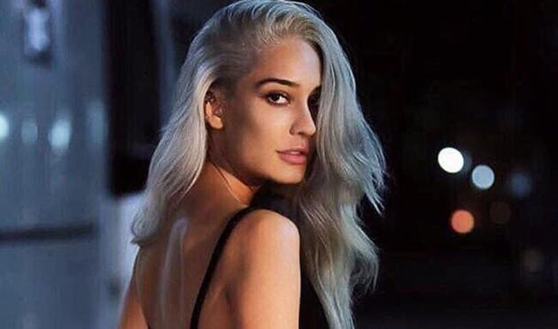Lisa Haydon is always seen in the most desirable swimwear. (Instagram)