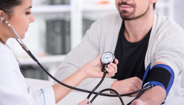 In 95% of patients, there are no identifiable causes for high blood pressure.(Shutterstock)