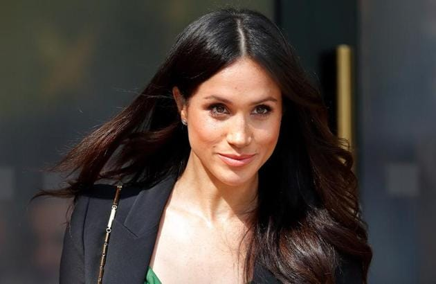 People have been quick to question Meghan Markle's style, commenting on how baggy and ill-fitting the dress seemed. (AP File Photo)