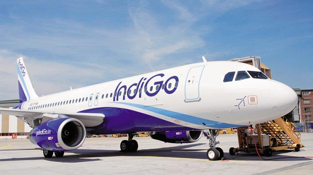 A Mumbai-bound IndiGo flight received a bomb threat on Tuesday. It was declared a hoax after authorities carried out probe.(File Photo/For Representation)