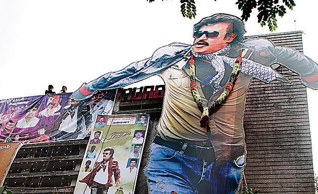 Suspension of Disbelief: Central to Rajnikant films too!(Kalpak Pathak/Hindustan Times)