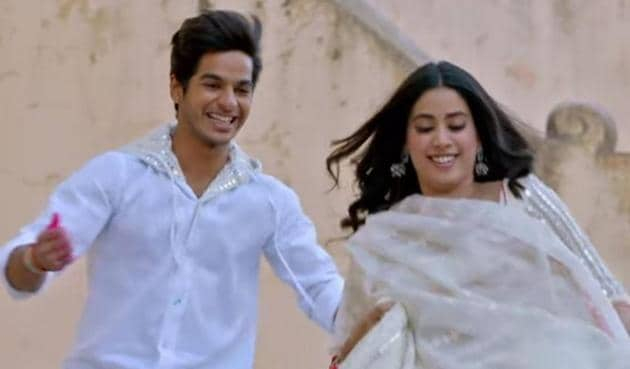 Dhadak marks the Bollywood debut of Ishaan Khatter and Janhvi Kapoor.