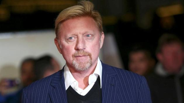 File picture of Boris Becker(REUTERS/Neil Hall/Files)