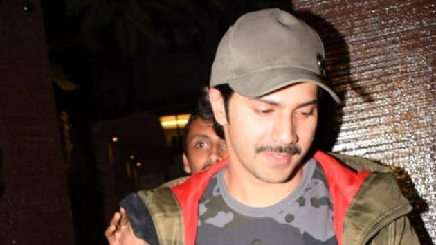I salute you, Varun Dhawan tells a security guard on TV show. See