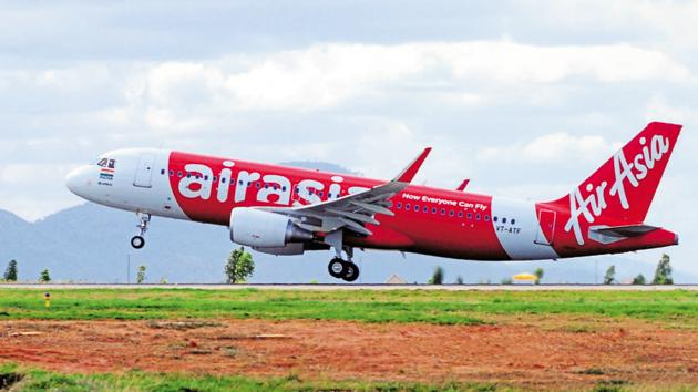 In a video a passenger uploaded on Facebook, it was seen that passengers on the AirAsia flight were arguing with on-board staff to switch off the blower.(File Photo)