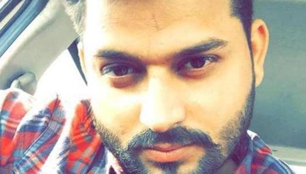 Rajan Singh, the deceased(HT Photo)