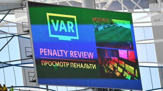 The FIFA World Cup 2018 has seen a spike in goals from set-pieces and VAR can be a big reason behind it.(AFP)
