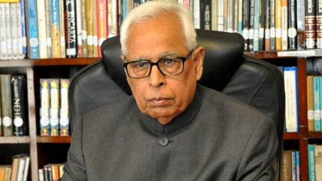 A former home secretary, Jammu and Kashmir governor NN Vohra should ensure that the security forces have state-of-the-art equipment for house interventions, rather than use excessive force(File picture)