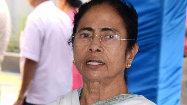 On Thursday, Mamata Banerjee tweeted that the Chinese side could not confirm the political meetings at appropriate level as informed by the Indian Ambassador in China(PTI File Photo)