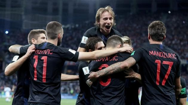 <p>Croatia entered the last 16 with a commanding 3-0 win over Argentina as Lionel Messi&rsquo;s side face an uphill task to stay alive in the race for the next...