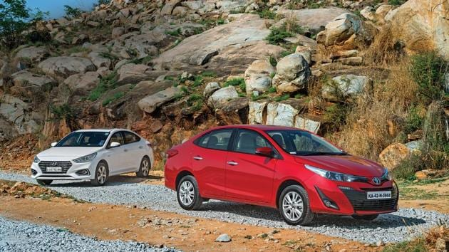 Read our reviews of the Toyota Yaris AT and Hyundai Verna AT and decide for yourself which one is better.