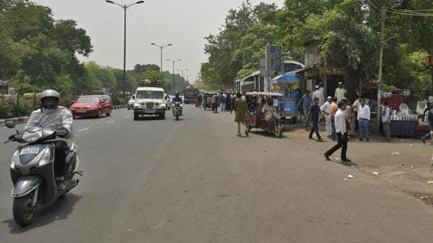 The urban local bodies were surveyed between January and March and ranked under different categories based on their population.(HT File Photo)