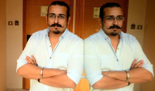 Director Tejas Prabha Vijay Deoskar on his journey as a director and his support system(Shankar Narayan/HTPHOTO)