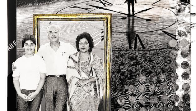 Filmmaker Karan Johar writes about his relationship with his parents.(Creative: Malay Karmakar/ HT)