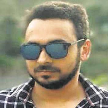 Deceased Ashish Dahiya(HT Photo)