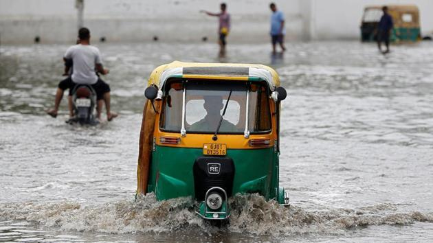 No loss of life or any major damage to property due to the downpour was reported from any part of the region, officials said.(File photo)