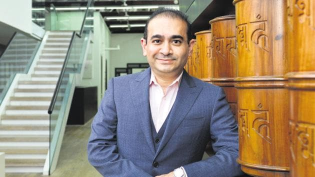 Enforcement Directorate moved a special court in Mumbai, seeking extradition of designer diamond jeweller Nirav Modi in PNB fraud case.(LiveMint/File Photo)