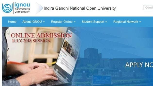 The healthcare courses will be initiated in a phased manner across the country by IGNOU.