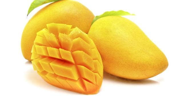 Mango is good for diabetes? Your diabetes diet should contain sufficient amount of mangoes since they have many health benefits: the fruit is a good source of fibre and contain about two-thirds of the daily recommended amount of Vitamin C.(Getty Images/iStockphoto)