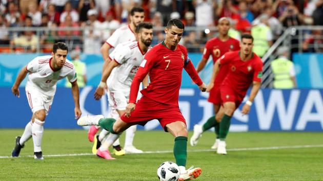 With 20 penalties awarded before the group stage has even been completed, Russia 2018 has seen more spot-kicks than any previous FIFA World Cup.(REUTERS)