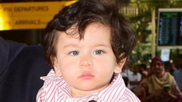 Taimur Ali Khan is enjoying the English summer in London with mother Kareena Kapoor and father Saif Ali Khan.