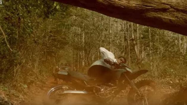 Salman Khan played Sikander Singh in Race 3.
