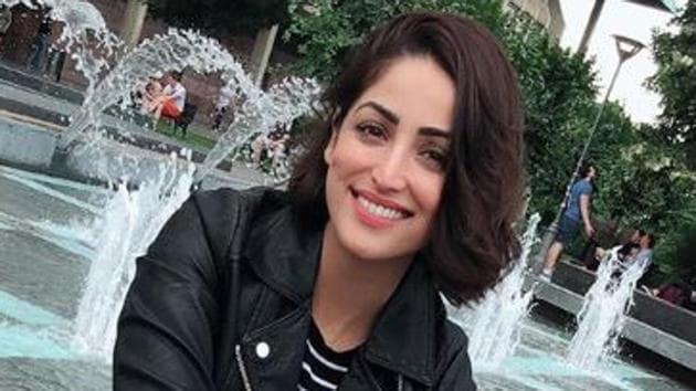 Actor Yami Gautam says she enjoys dancing and decided to use the art form to stay fit.(Instagram/yamigautam)